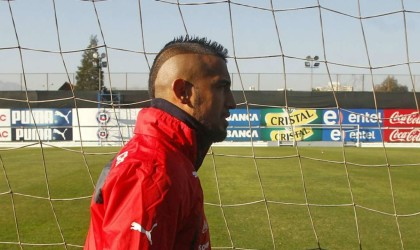 Video: Arturo Vidal llora y se disculpa por el accidente de tránsito
