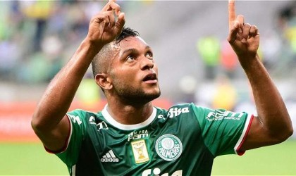 VIDEO: Debut con gol para Miguel Borja en Brasil