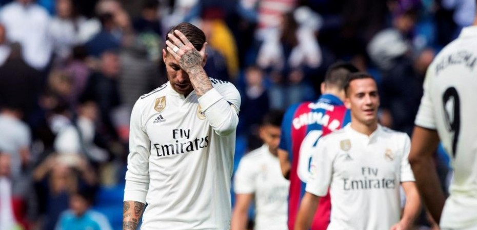 Real Madrid no levanta cabeza